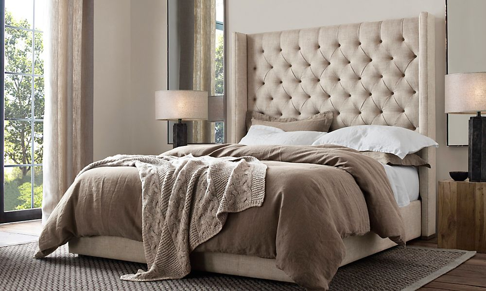Image of: Restoration Hardware Bedroom Dressers