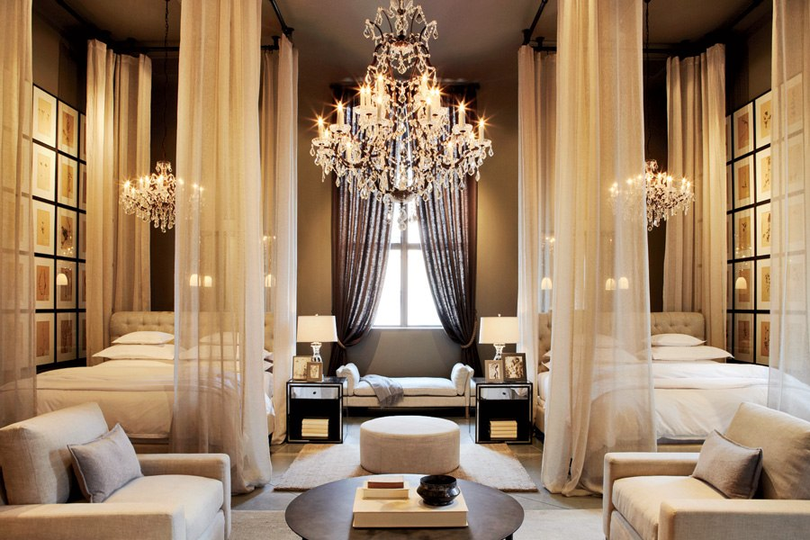 Image of: Restoration Hardware Bedroom Ideas