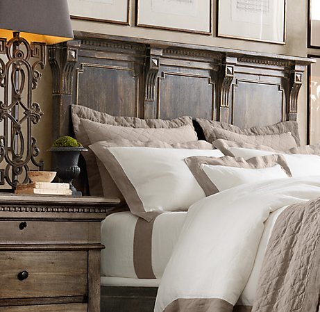 Image of: Restoration Hardware Bedroom Images