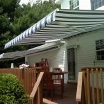 Retractable Outdoor Window Awnings