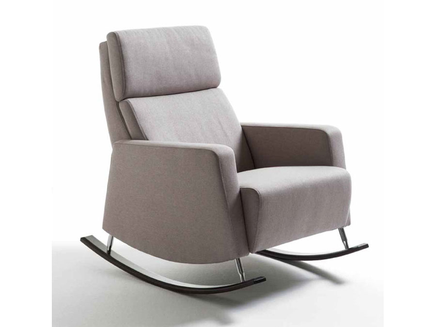 Image of: Rocking Recliner Chair Style