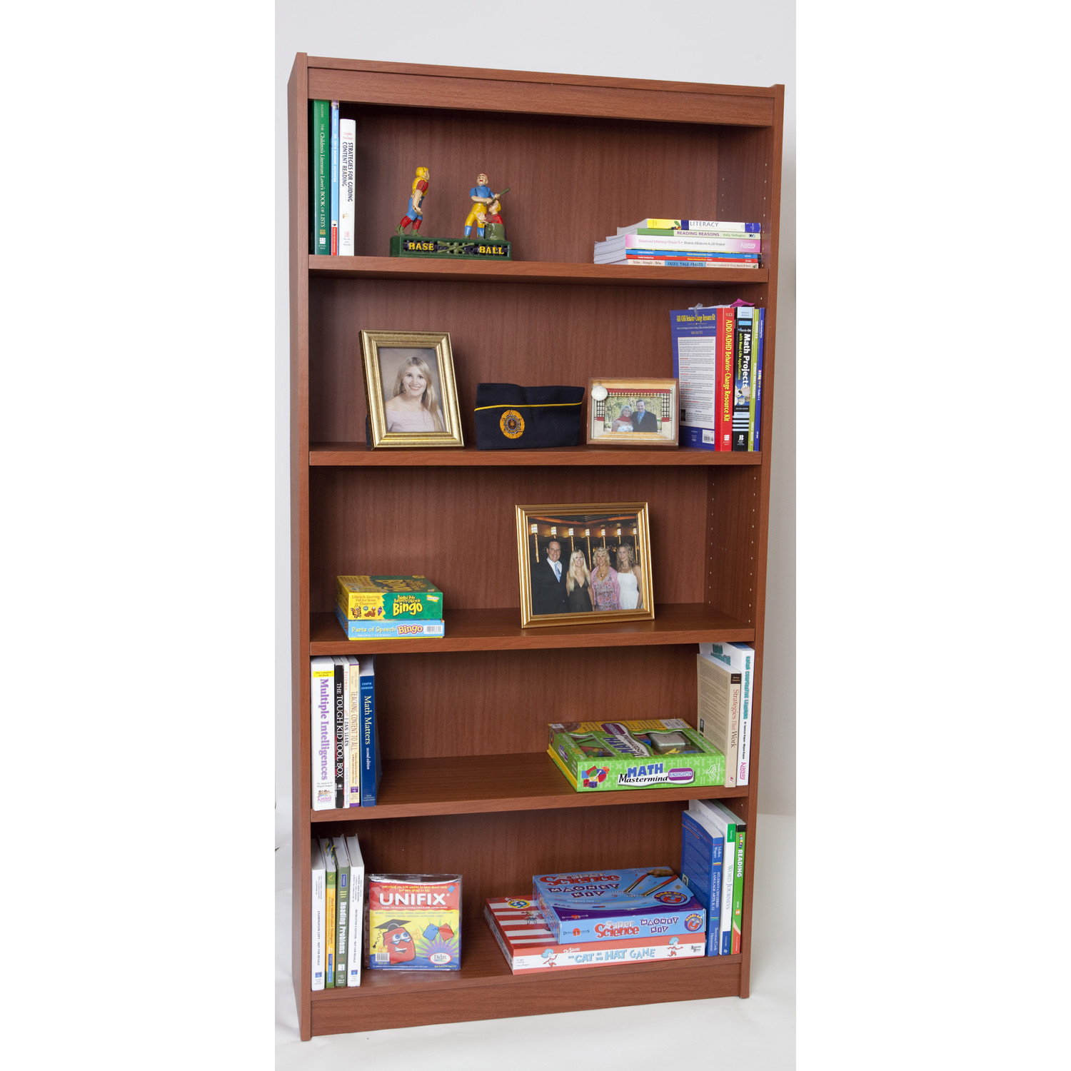 Image of: Room Essentials Bookcase Size