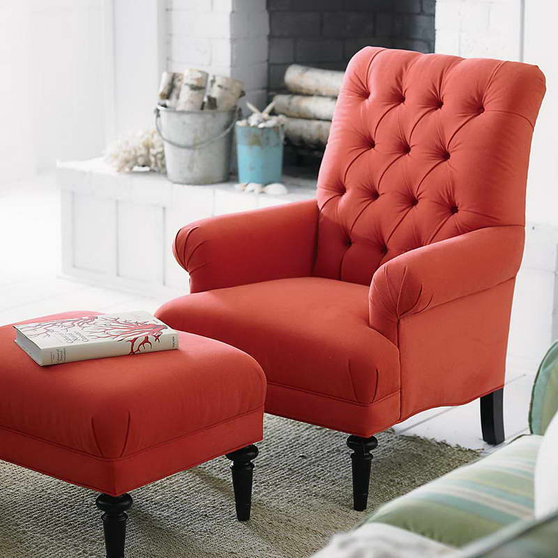 Image of: Round Dorm Room Chairs