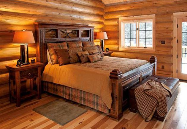 Image of: Rustic Bedroom Furniture Cheap