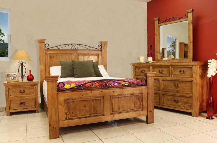 Image of: Rustic Bedroom Furniture Nz