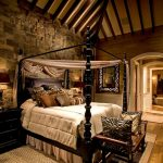 Rustic Cabins Bedroom Decorating Ideas