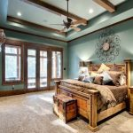 The Rustic Country Bedroom Decorating Ideas