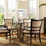 Rustic Dining Room Chairs With Casters