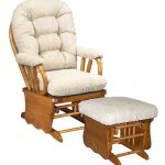 Rustic Glider Rocking Chairs