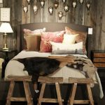 Lovely Rustic Master Bedroom Decorating