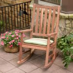 Rustic Outside Rocking Chairs