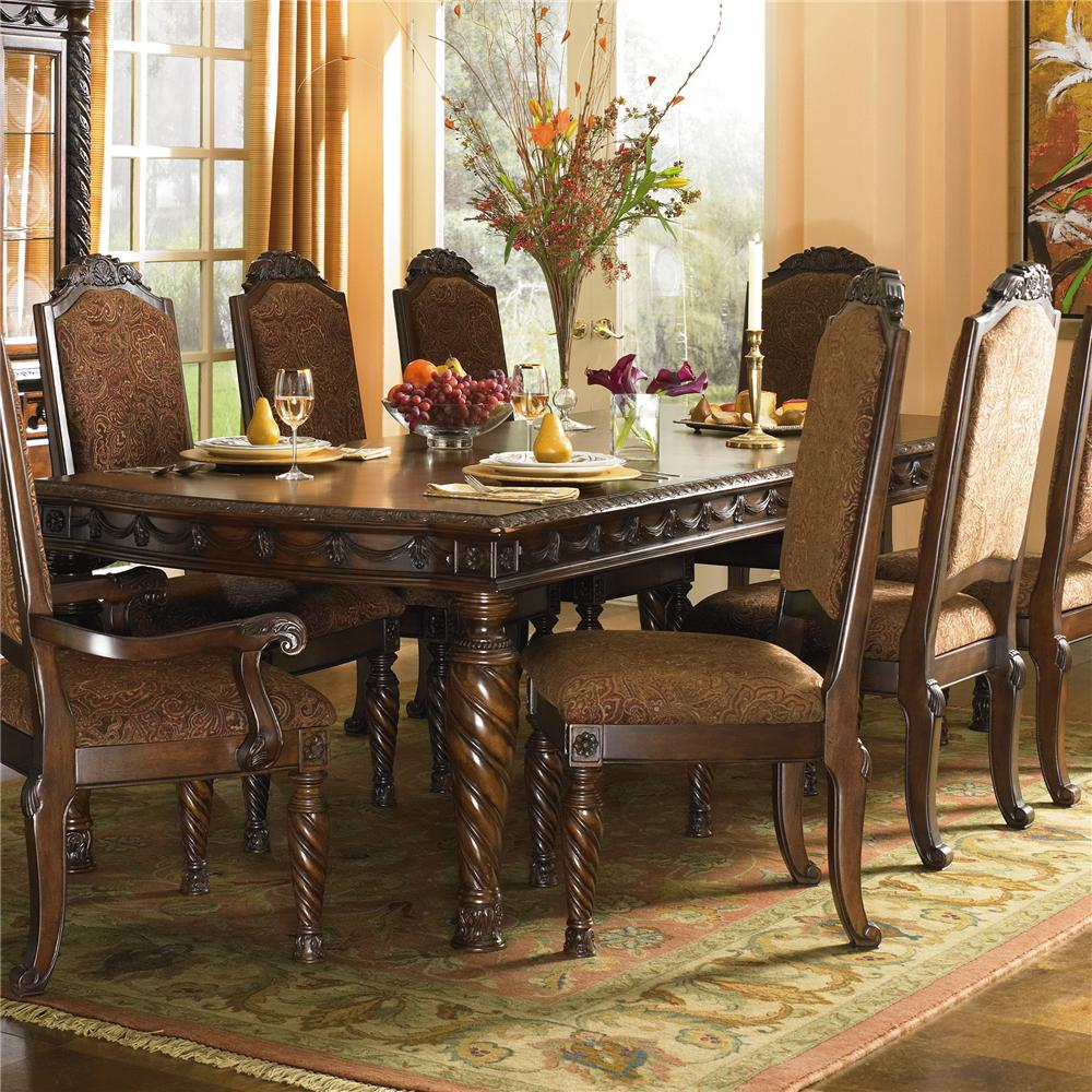 Image of: rustic upholstered accent chairs