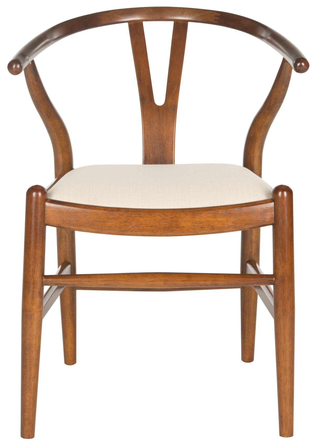 Image of: Safavieh Dining Chairs Armless