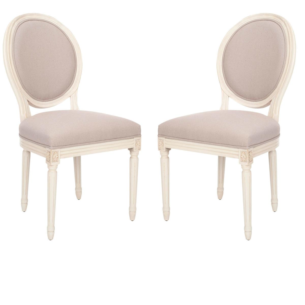 Image of: Fabulous Safavieh Dining Chairs Design