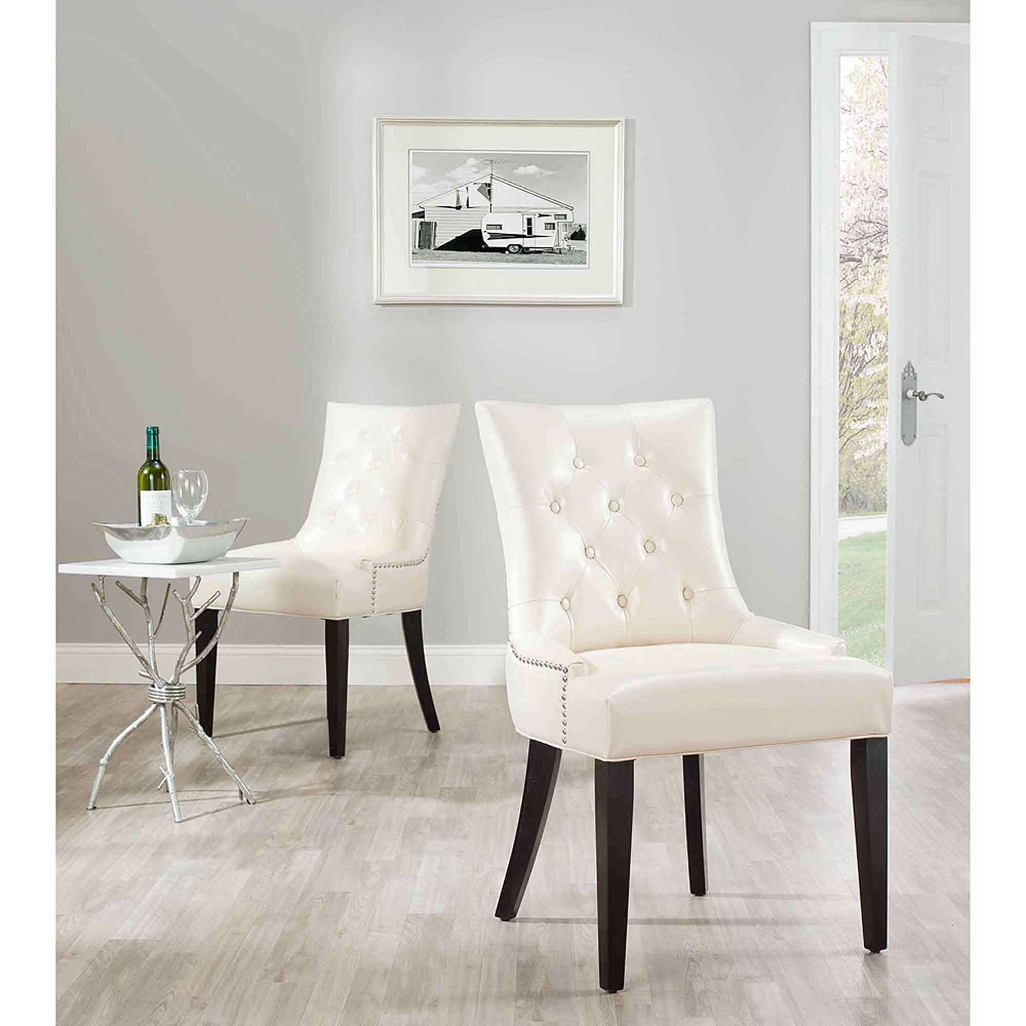 Image of: Safavieh Dining Chairs Pictures