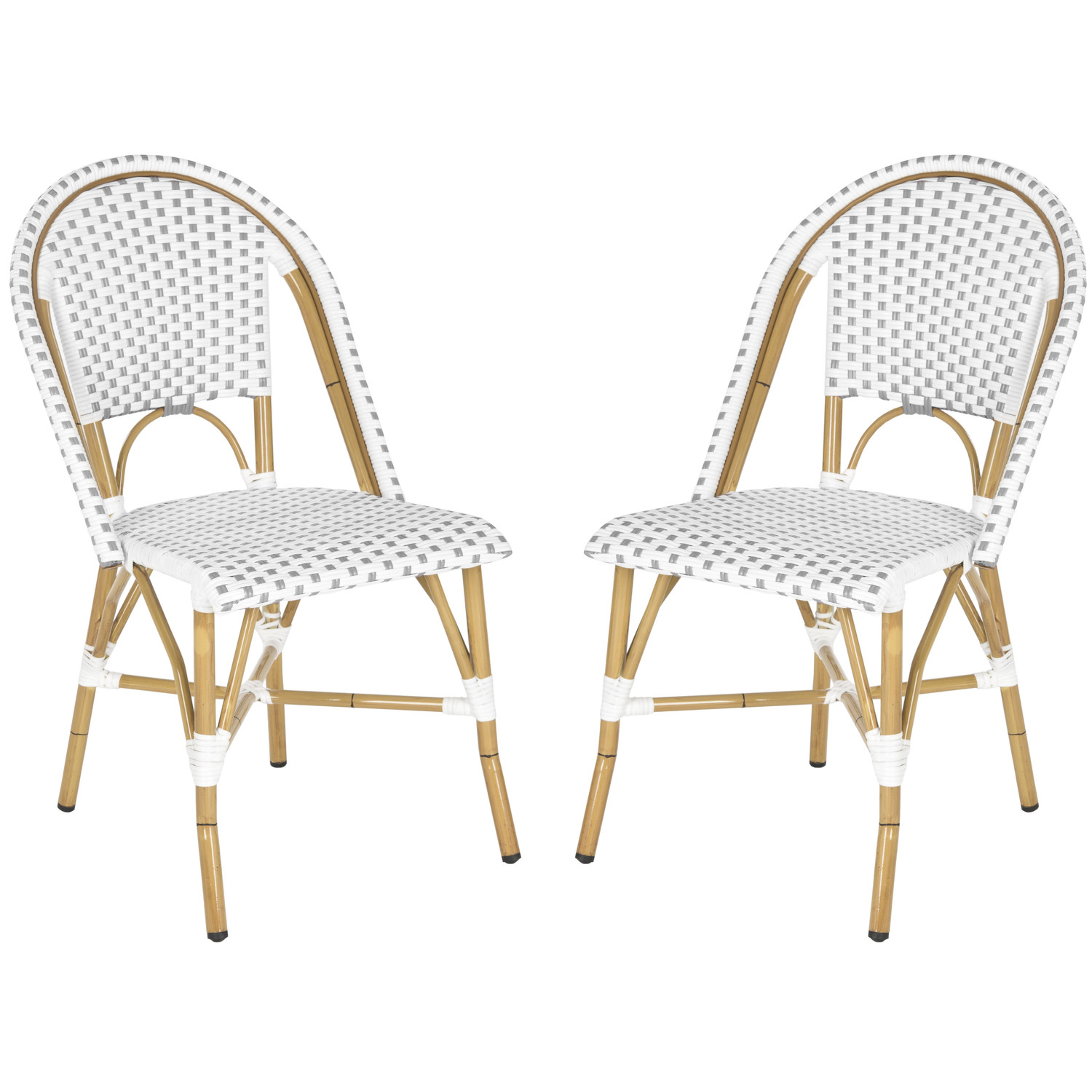 Safavieh Dining Chairs Rattan