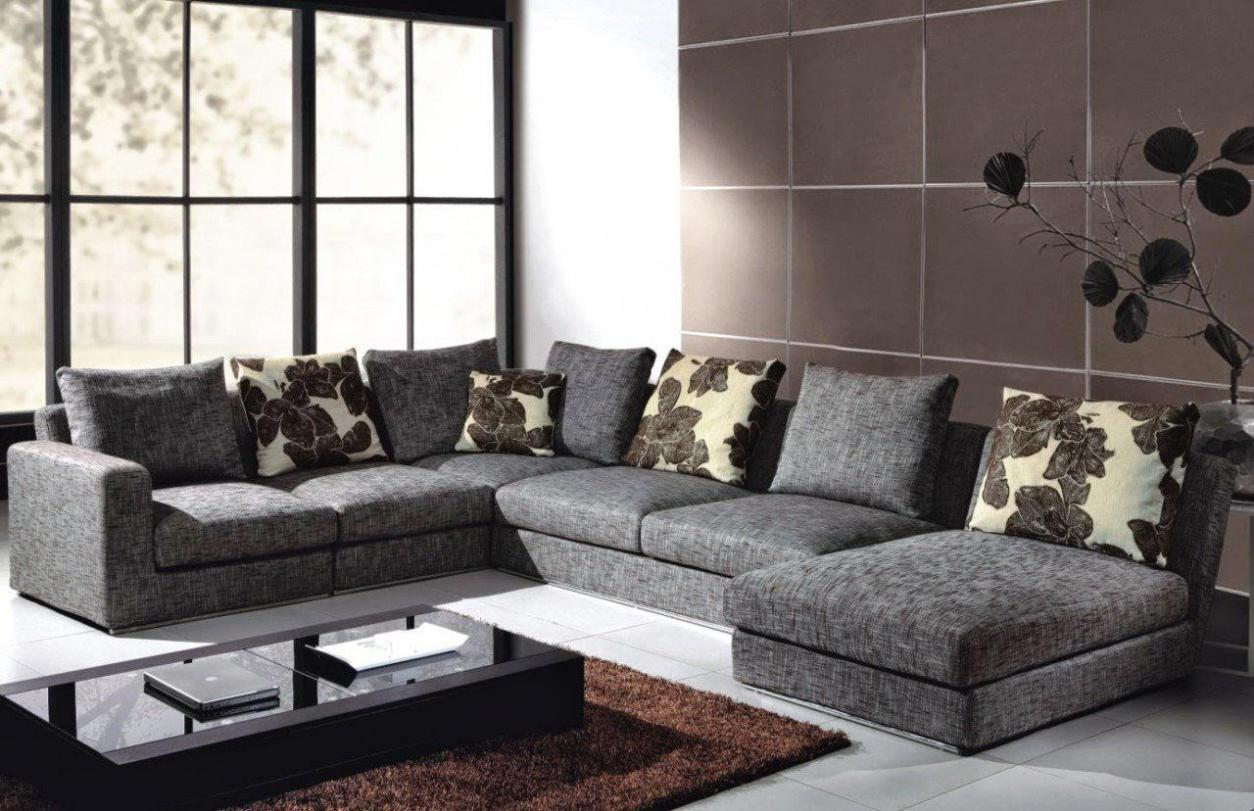 Image of: Sectional Couches Small Spaces