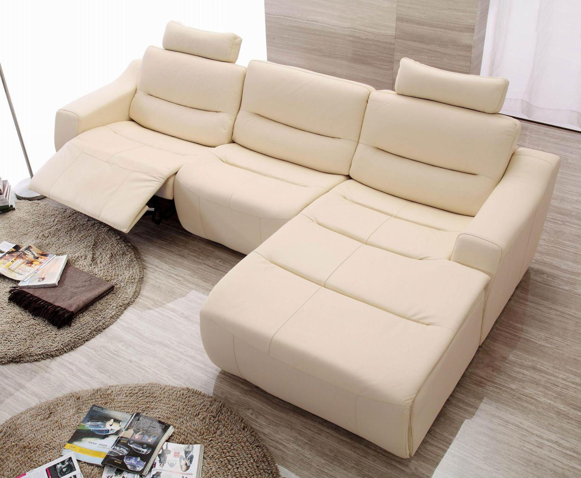 Image of: Sectional Sofas With Recliners And Sleeper