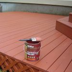Semi Transparent Deck Stain Brown