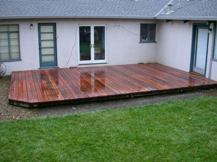 Image of: Semi Transparent Deck Stain Home