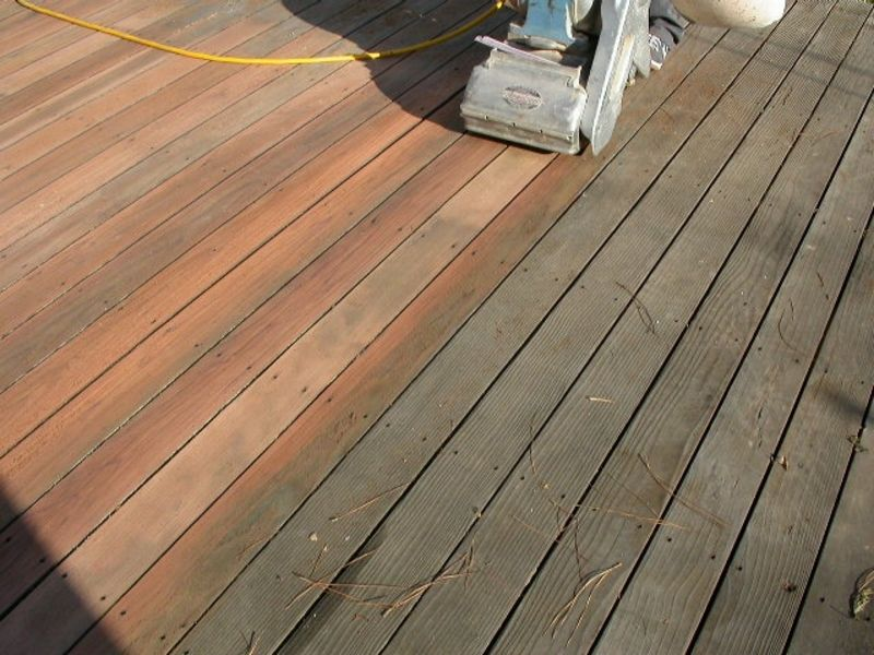 Image of: Semi Transparent Deck Stain Image