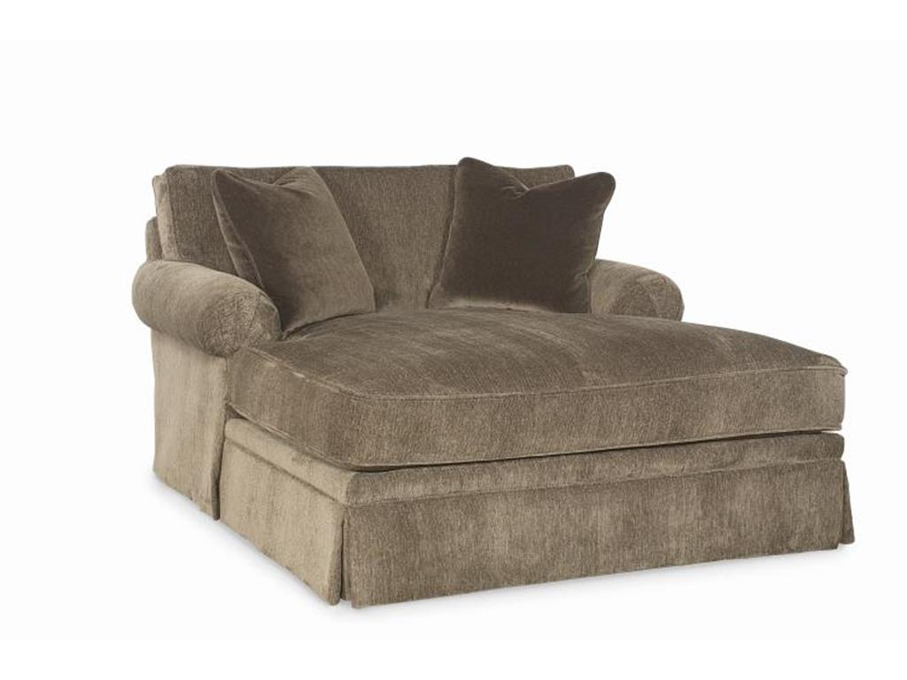 Image of: Simple Indoor Chaise Lounge Chair