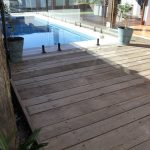 Simple Ironwood Decking