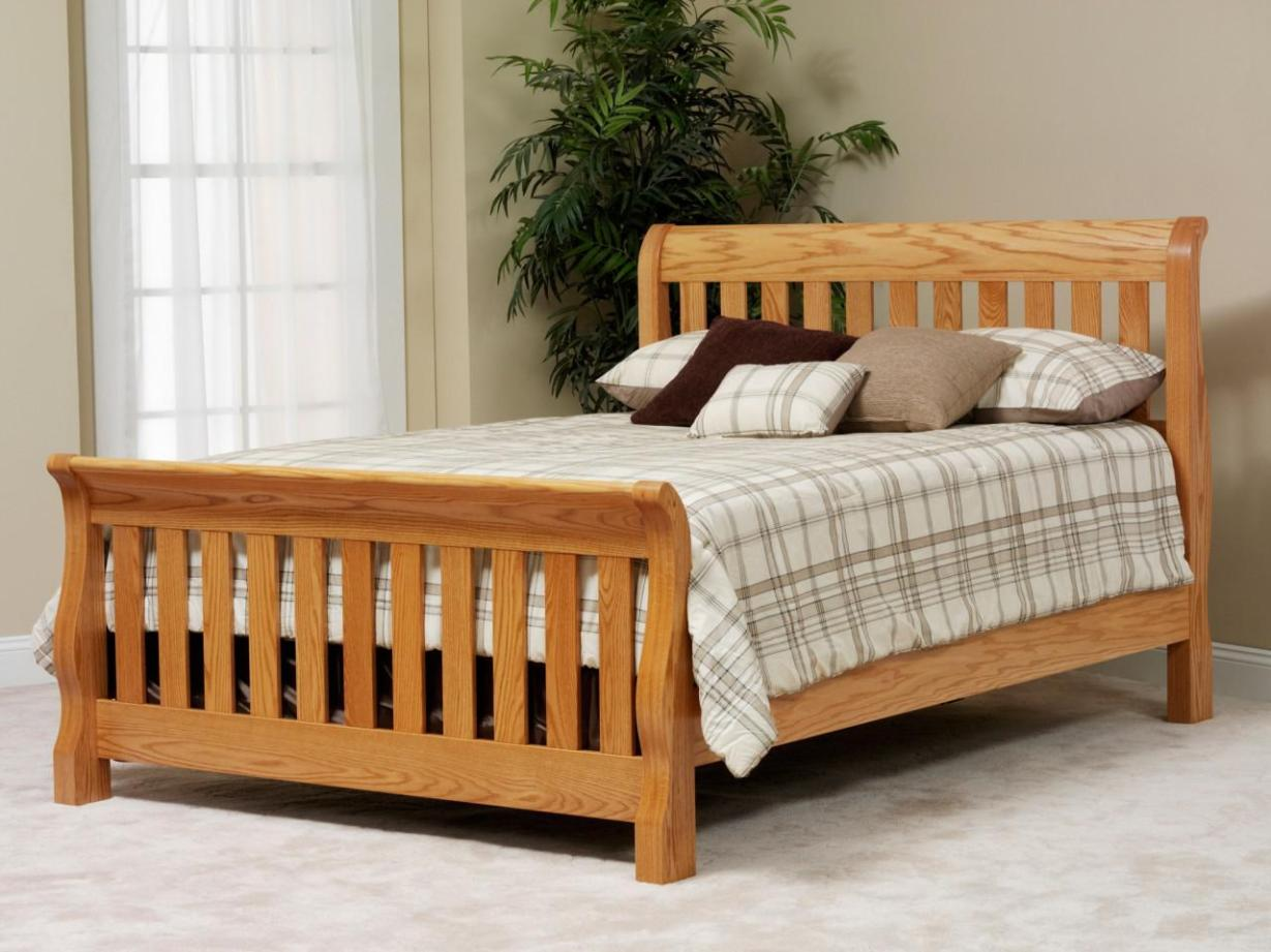 Image of: Slay Bed Frame