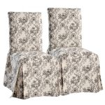 Slipcover Parsons Dining Chairs