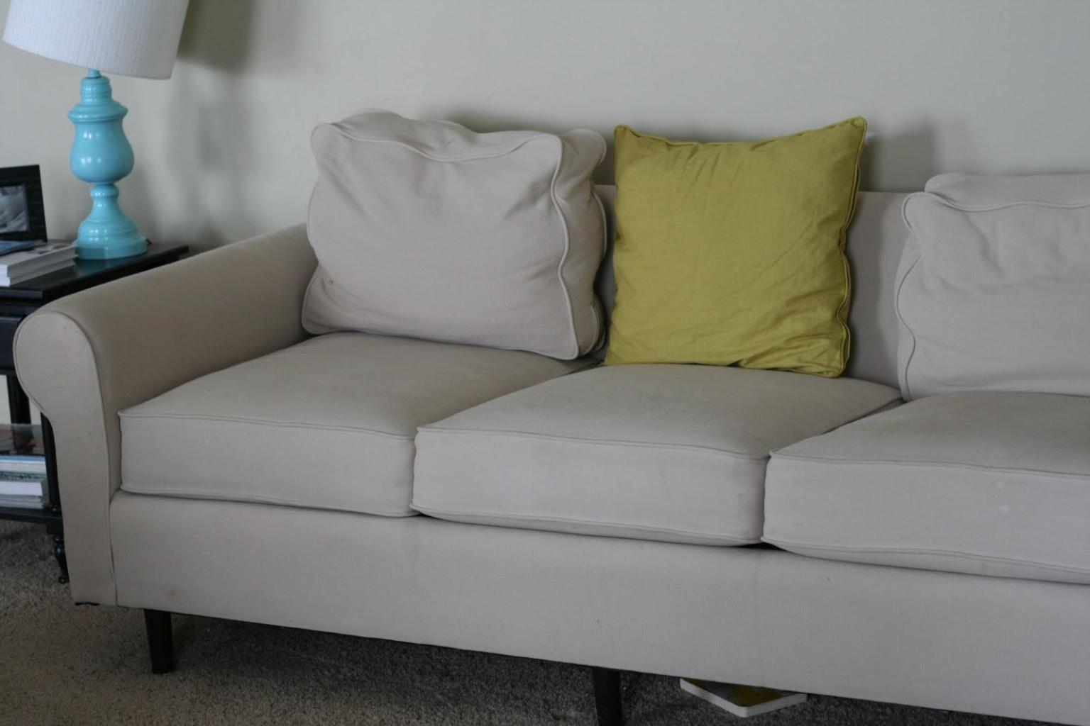 Image of: Slipcover Sofa Sleeper
