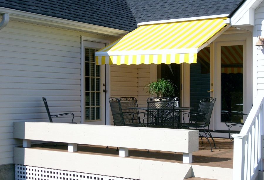 Small Awning Covers