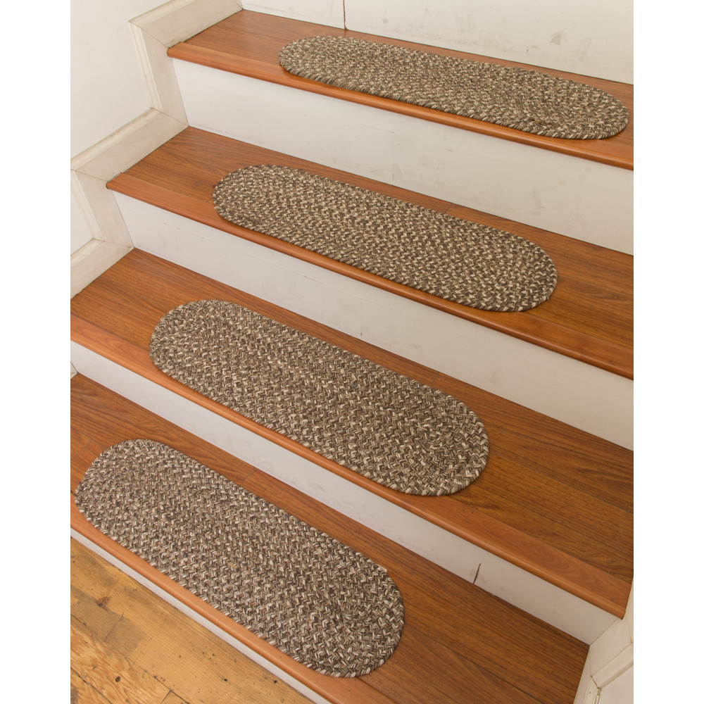 small carpet stair treads