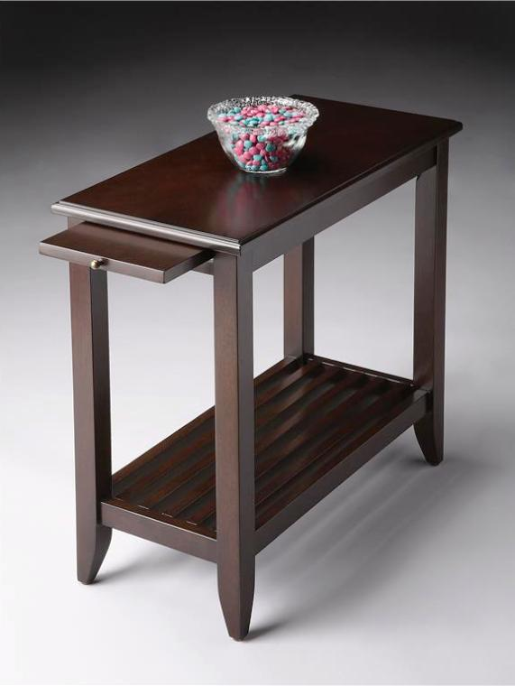 Image of: Small Chairside Tables