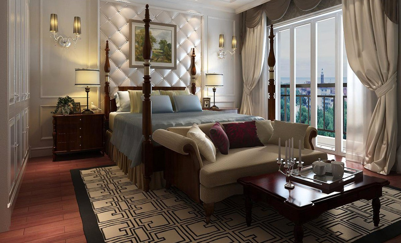 Image of: The Small Couches For A Bedroom