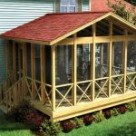 Small Covered Deck Designs