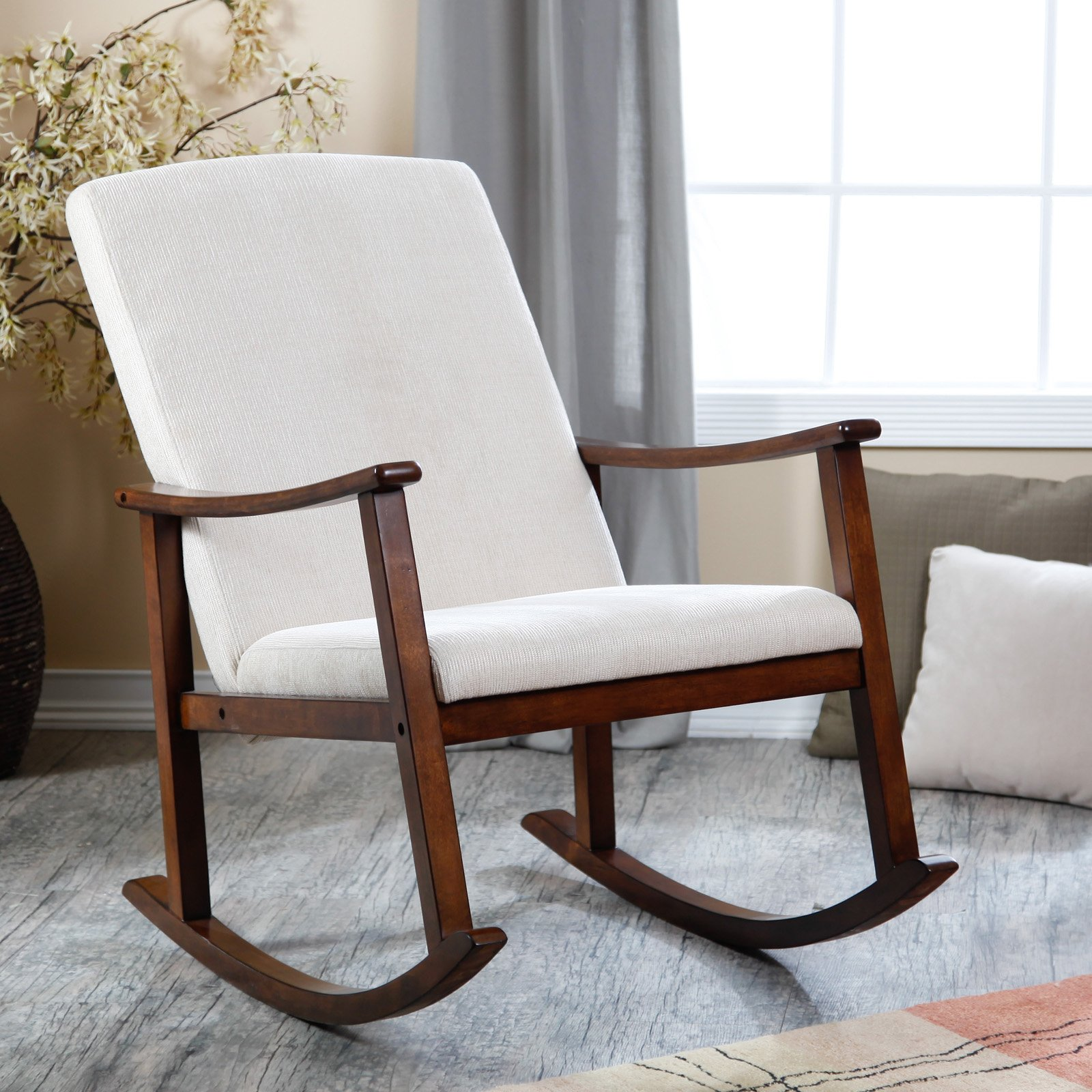 Image of: Small Glider Rocking Chairs