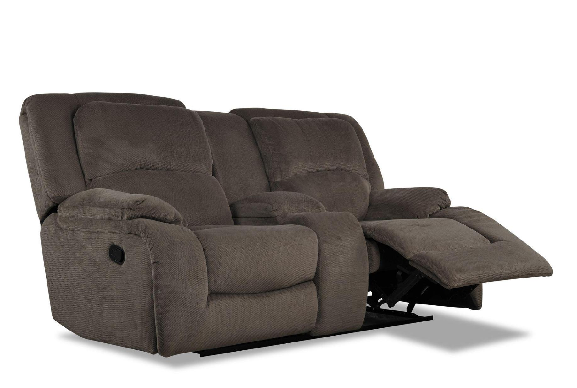 Image of: Small Loveseat Recliner