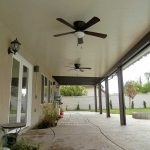 Solid Aluminum Awnings for Patios