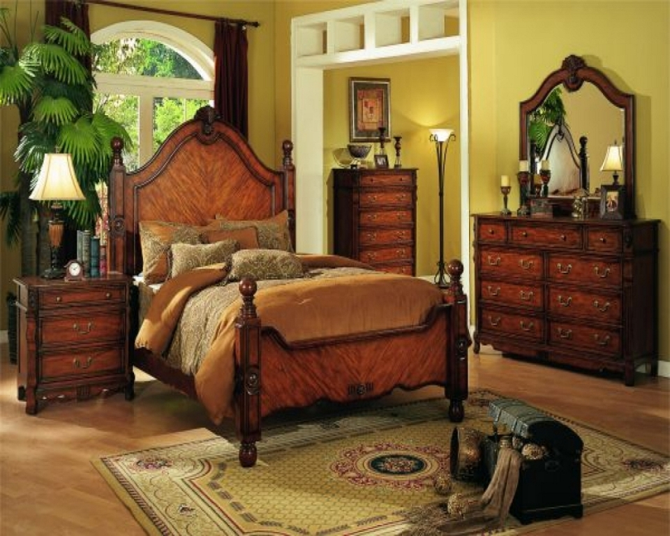 Solid Wood Bedroom Furniture Brands