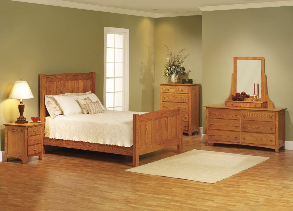Image of: Solid Wood Bedroom Furniture Cheap