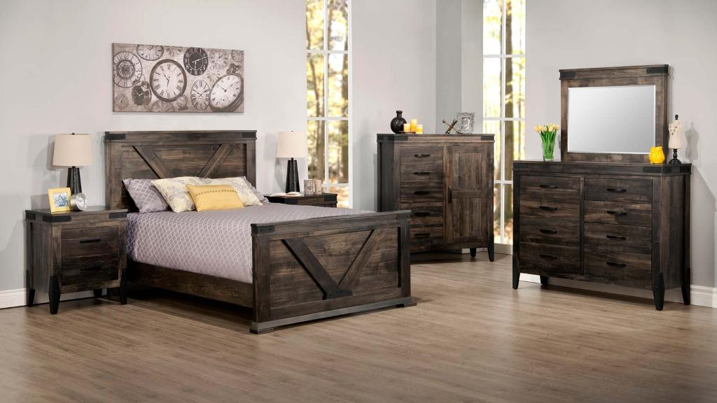 Image of: Solid Wood Bedroom Furniture Uk