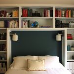 South Shore Bookcase red