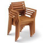 stackable patio chairs sets