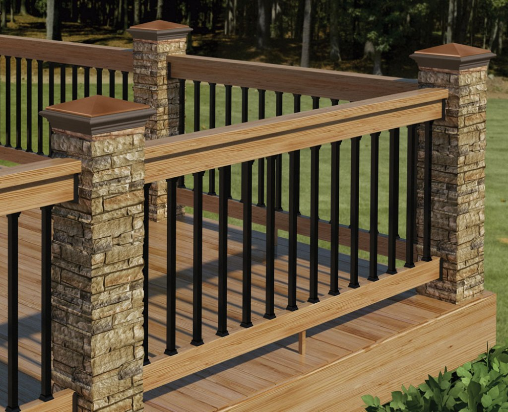 Stainless Steel Deck Railing Pictures