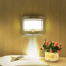 Image of: standart battery operated sconces