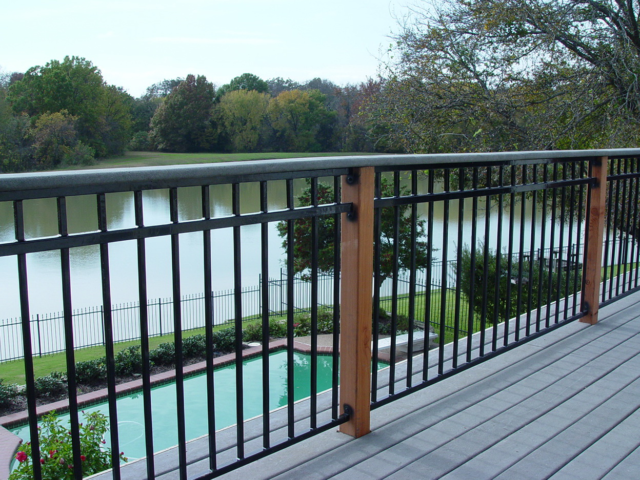 Steel-Deck-Railing-Systems