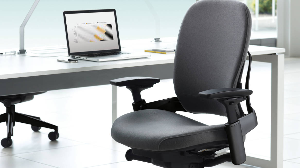 Image of: steelcase leap chair ideas