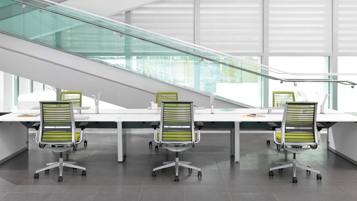 Image of: steelcase think chair design