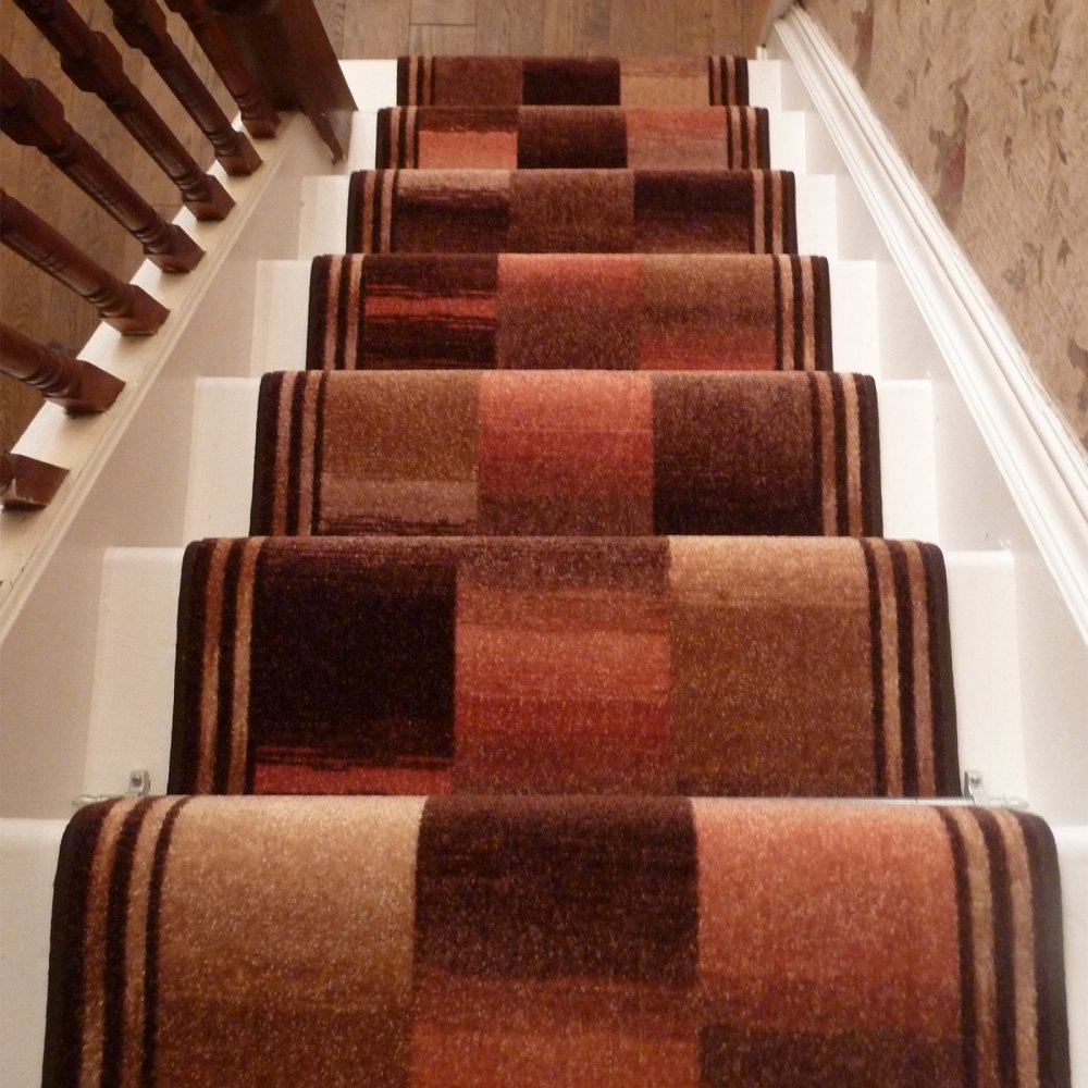 style carpet runners for stairs