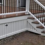 Stylish Deck Underpinning
